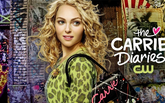 Wallpaper The Carrie Diaries