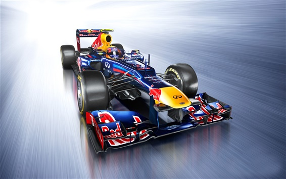 Wallpaper Formula 1, F1 race car speed
