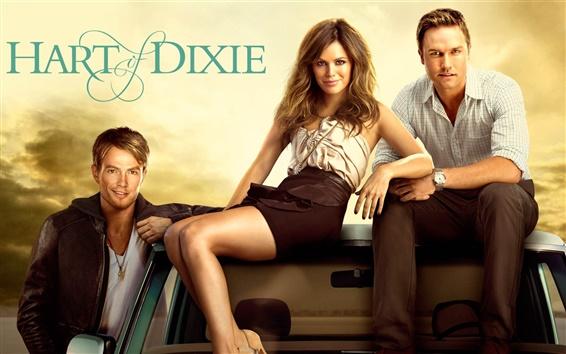 Papéis de Parede Hart of Dixie séries TV