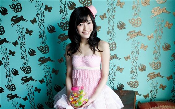 Fond d'écran Mayu Watanabe 02