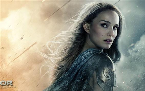 Fond d'écran Natalie Portman dans Thor: The Dark World