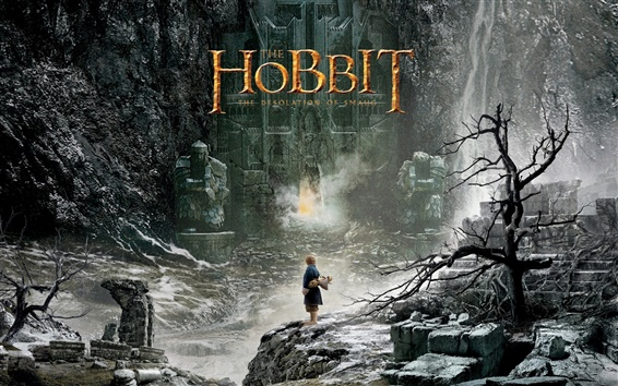 Wallpaper The Hobbit: The Desolation of Smaug 2013