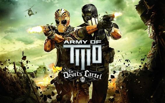 Fondos de pantalla Army of Two: The Cartel del Diablo