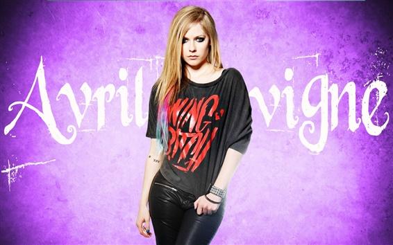 Fondos de pantalla Avril Lavigne 47