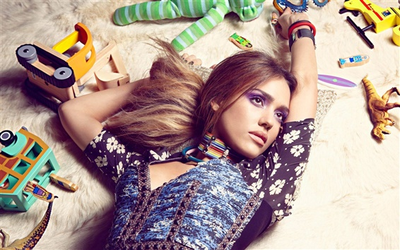 Wallpaper Jessica Alba 18