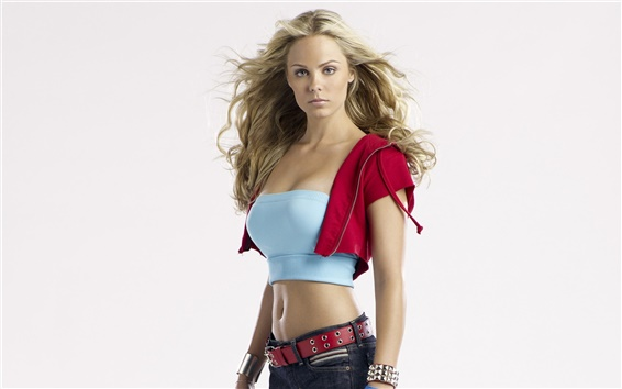 Wallpaper Laura Vandervoort 02