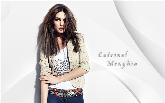 Fondos de pantalla Catrinel Menghia 03