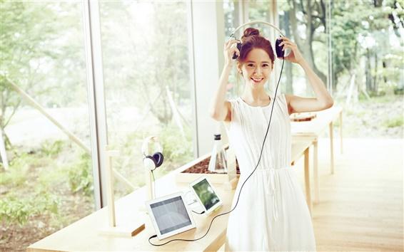 Fond d'écran Corée, Girls Generation, Yoona 04