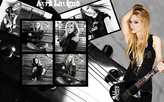 Fond d'écran Avril Lavigne 49