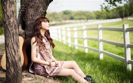 Обои Чой июня Хи 03