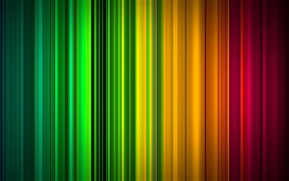 Wallpaper Colorful abstract stripes