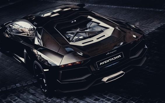 Обои Gran Turismo 5, Lamborghini Aventador LP700-4 суперкар