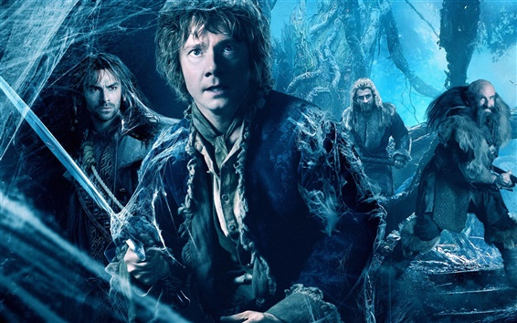 Wallpaper 2014 The Hobbit: The Desolation of Smaug