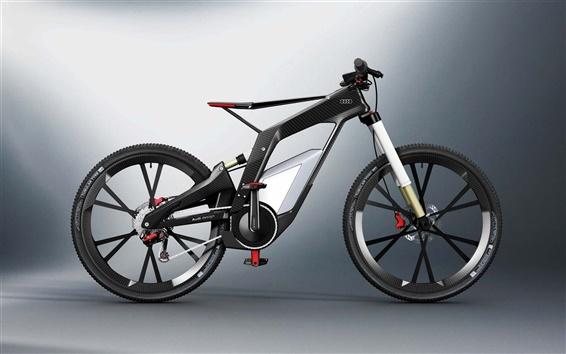Papéis de Parede bicicleta Audi