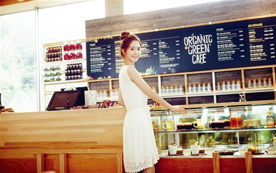 Wallpaper Korea, Girls Generation, Yoona 07