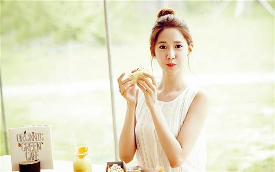 Обои Корея, Девушки поколения, Yoona 08