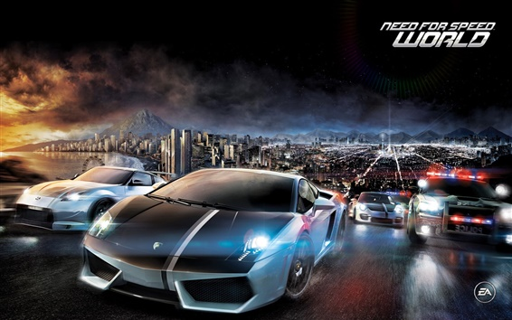 Обои Need For Speed: World HD