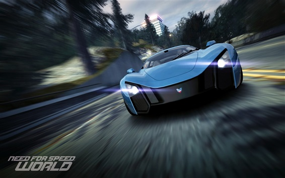 Wallpaper Need for Speed: World