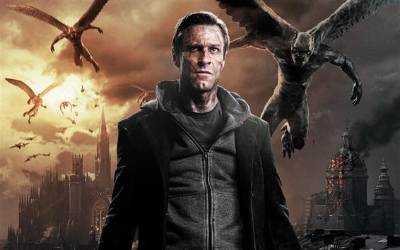 Papéis de Parede 2014 filme, I, Frankenstein