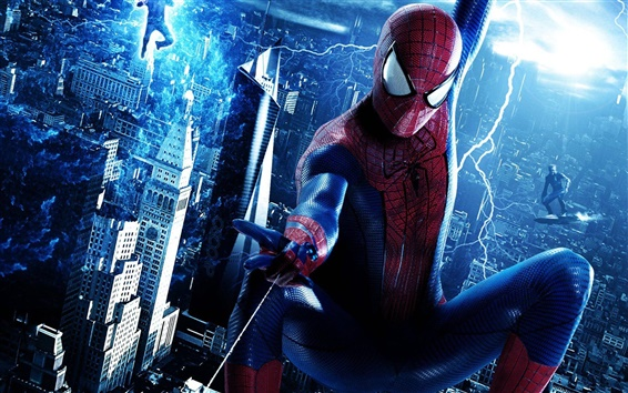 Wallpaper The Amazing Spider-Man 2 HD