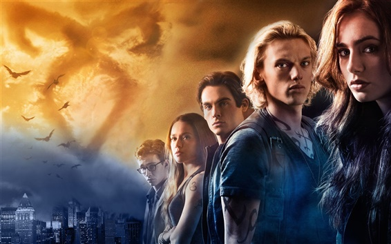 Обои The Mortal Instruments: Город костей HD