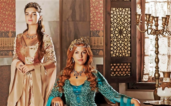 Fondos de pantalla Serie de televisión de Turquía, Siglo Magnífico