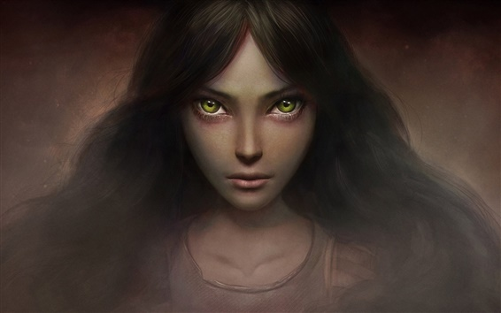 Fond d'écran Alice Madness Returns, la conception de l'art