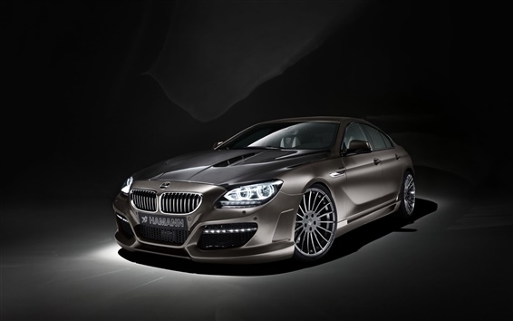 Fond d'écran BMW M6 Coupé, Hamann voiture