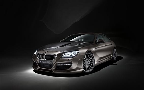 Обои BMW M6 Купе, Хаманн автомобиль