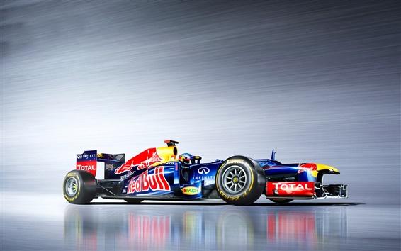 Wallpaper Formula 1, F1, red bull, supercar