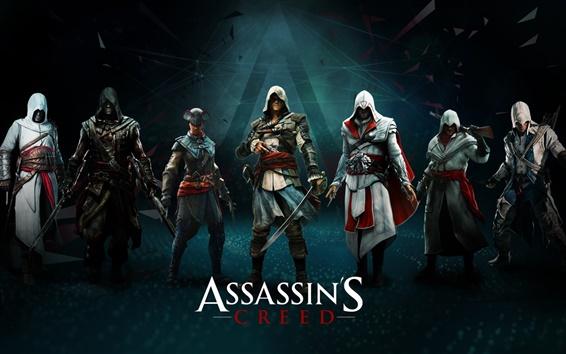Обои Кредо Убийцы IV: Black Flag, Ubisoft игра