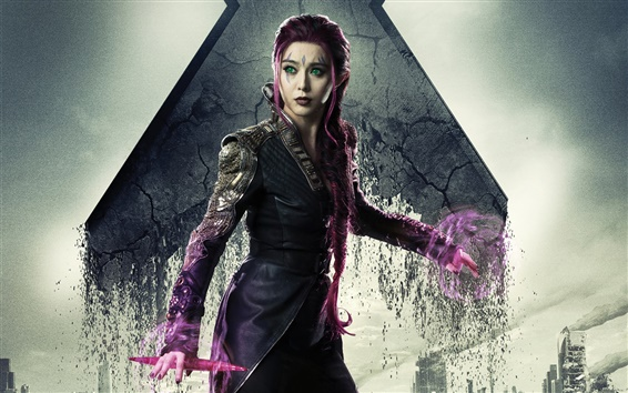 Fondos de pantalla Bingbing Fan, X-Men: Days of Future Past