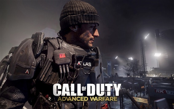 Fondos de pantalla Call of Duty: Advanced Guerra