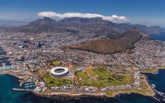 Обои Южная Африка, Кейптаун