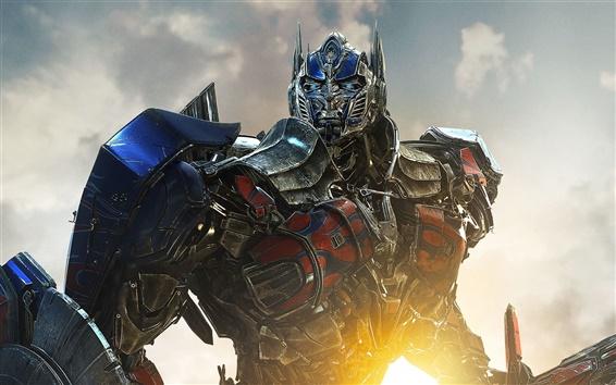 Wallpaper 2014 Transformers: Age of Extinction, Optimus Prime