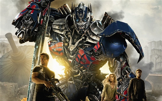 Wallpaper 2014 Transformers: Age of Extinction