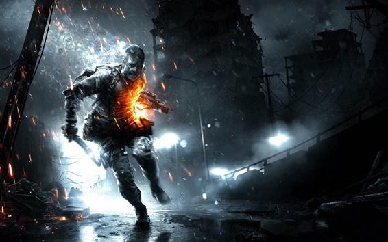 Fondos de pantalla Battlefield 3: Consecuencias