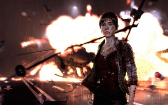 Fondos de pantalla Más allá: Two Souls HD
