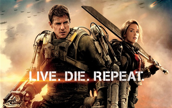 Fondos de pantalla Edge of Tomorrow 2014 HD