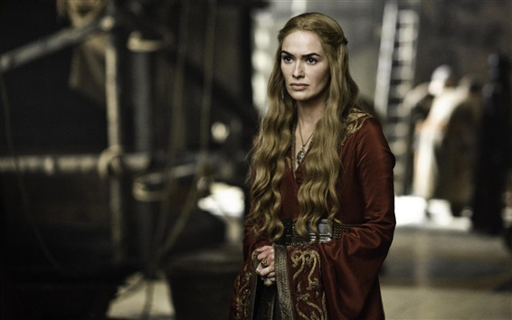 Fond d'écran Lena Headey dans Game of Thrones