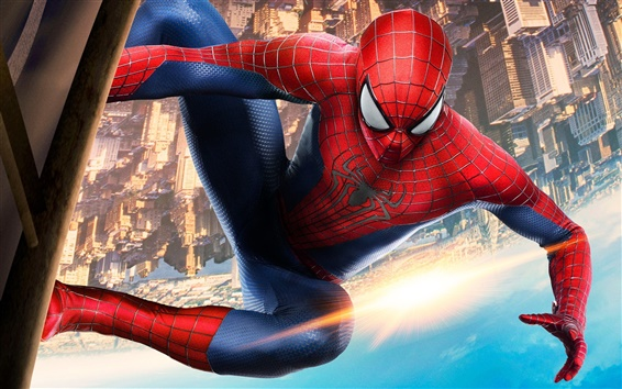 Wallpaper The Amazing Spider-Man 2 movie HD