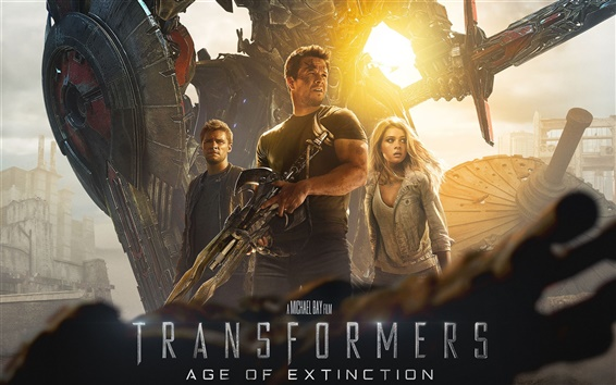 Wallpaper Transformers: Age of Extinction HD