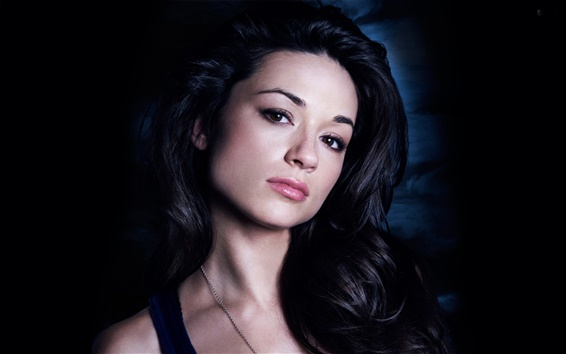 Wallpaper Crystal Reed 01