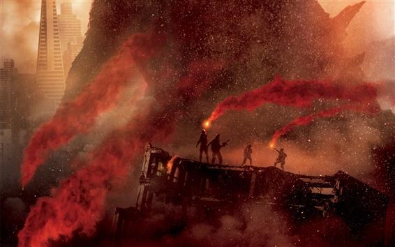 Fondos de pantalla Godzilla 2014 HD