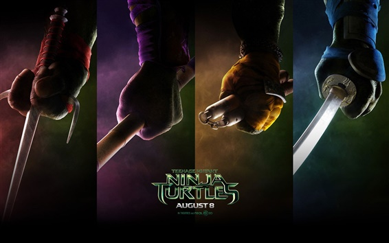 Papéis de Parede Teenage Mutant Ninja Turtles HD