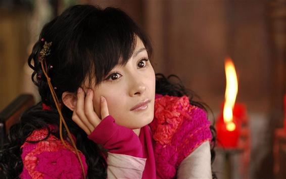 Fondos de pantalla Yang Mi 01