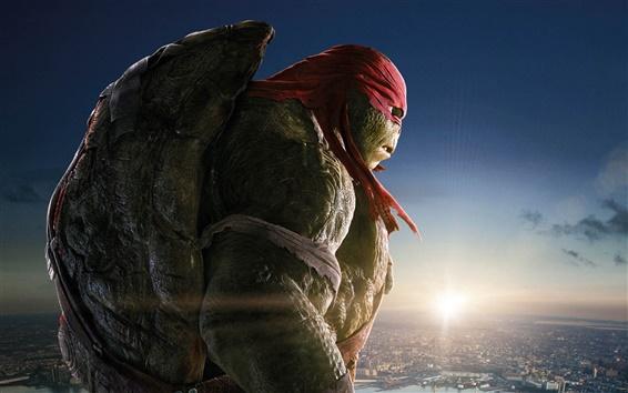Wallpaper 2014 Teenage Mutant Ninja Turtles, Raph