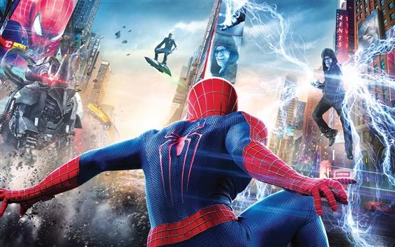 Fondos de pantalla 2014 película, The Amazing Spider-Man 2