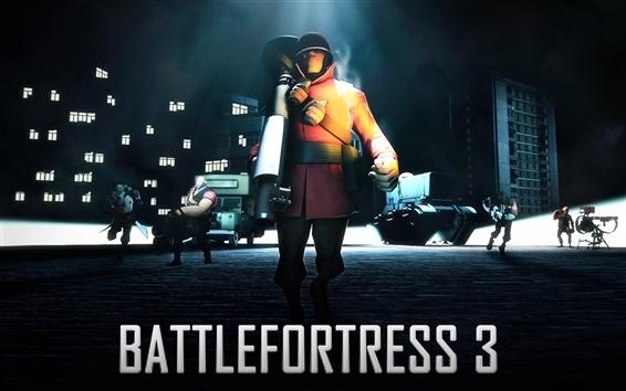 Wallpaper Battlefortress 3