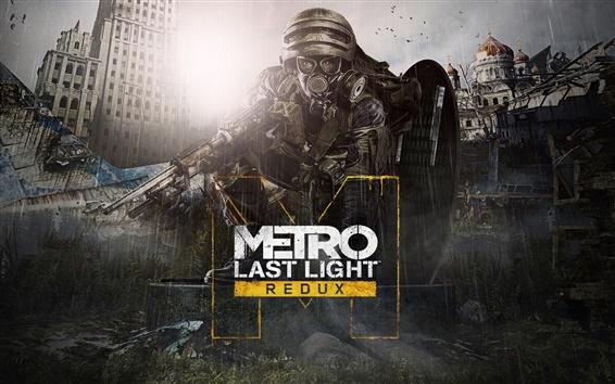 Fondos de pantalla Metro: Last Light Redux